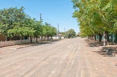 Street scene in Dealesville Royalty Free Stock Photos