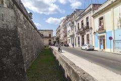 Street scene, Havana, Cuba #4 Stock Images