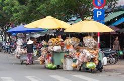 Street scene Stock Images