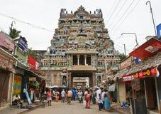 Street scene in India Stock Photos