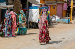 Street scene India Royalty Free Stock Photo