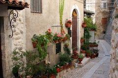 Street Scene Italy Royalty Free Stock Image