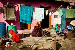 Street scene of Jaipur, India Royalty Free Stock Photo