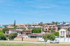 Street scene in Jeffreys Bay Stock Photography