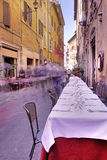 Street scene from Rome, Italy Royalty Free Stock Photography