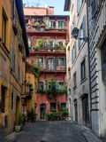Street scene from Rome, Italy Stock Photography