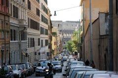 Street Scene, Rome, Italy Stock Photo