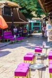Street scene, Sarajevo Royalty Free Stock Image