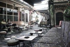 Street scene, Sarajevo Stock Image