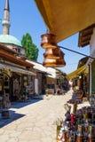 Street scene, Sarajevo Stock Photos