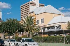 Street scene in Windhoek Royalty Free Stock Photos