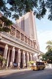 The street scenic of Kuala Lumpur Stock Images