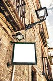 Street in Segovia, Spain Stock Photography