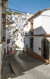 Street of Setenil Royalty Free Stock Photos