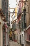 Street of seville Stock Photo