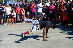 Street show Stock Photo