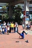 Street Show @ Darling Harbour Stock Photos