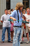 Street Show2 Stock Photo