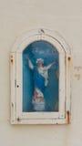 Street shrine Gozo Royalty Free Stock Images