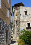 Street at Sibenik, Croatia Stock Photos