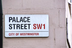 Street sign Royalty Free Stock Photography