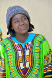 Street singer Stock Photo