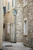 Vintage Street Lamp royalty free stock photography