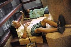 Street Sleepers Stock Photos