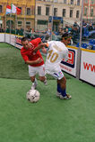 Street Soccer Stock Photos