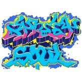 Street_soul Стоковое Изображение