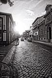 Street in South Europe Stock Images