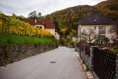 Wachau, Spitz, Austria Royalty Free Stock Photography