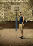 Street sport Stock Image