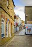 Street, St. Ives, Cornwall, England Royalty Free Stock Image