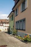 Street Stein am Rhein Stock Images