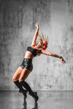Street style dancer Stock Photo