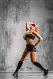 Street style dancer Royalty Free Stock Photos