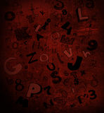 Street style grunge background stock illustration