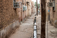 Street in Sush Royalty Free Stock Images