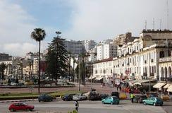 Street in Tangier, Morocco Stock Image