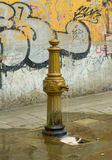 Street tap Royalty Free Stock Photo