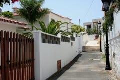 Street of Tenerige Stock Images