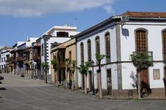 Street in Teror, Gran Canaria Royalty Free Stock Image