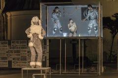 Street Theater festival in Krakow Royalty Free Stock Image