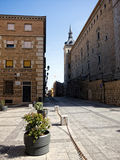 Street of Toledo Royalty Free Stock Images