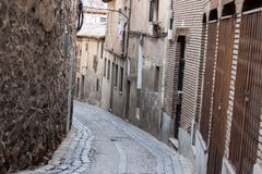 Street Toledo Royalty Free Stock Photography