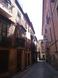 Street in Toledo,  Spain Stock Photo