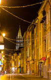 A street in Toulouse old city - France, Midi-Pyrenees Royalty Free Stock Photo