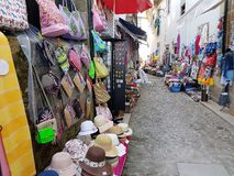 Street trade Stock Photography