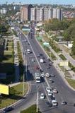 Street traffic royalty free stock image